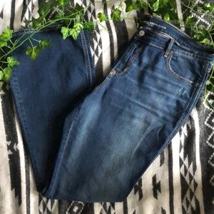 Old Navy Micro-Flare Jeans